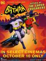 Sự Trở Lại Của Đội Quân Thập Tự - Batman: Return Of The Caped Crusaders