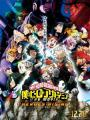 Boku No Hero Academia The Movie 2 - My Hero Academia The Movie 2: Heroes:rising