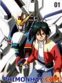 After War Gundam X - Under The Moonlight