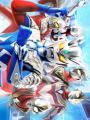 Ultraman Saga The Movie - Sae, Akimito, Shimada, Sumire, Umeda, Yuka, Kobayashi