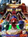 Chouriki Sentai Ohranger - Siêu Lực Chiến Đội