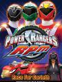 Power Rangers Racing Performance Machines - Siêu Nhân Xe Đua Rpm
