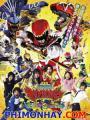 Chiến Đội Thú Điện: Âm Nhạc Của Công Lý - Zyuden Sentai Kyoryuger: Gaburincho Of Music Movie