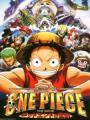 Tên Khổng Lồ Trong Lâu Đài Karakuri - One Piece Movie 7: Karakuri Castles Mecha Giant Soldier
