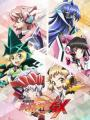 Senki Zesshou Symphogear Gx - Believe In Justice And Hold A Determination To Fist