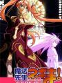 Mahou Sensei Negima! Anime Final - Gekijouban Negima, Negima The Movie