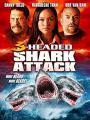 Cá Mập 3 Đầu - 3 Headed Shark Attack