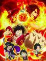 One Piece Special 9: Cuộc Hội Ngộ Diệu Kỳ Và Kế Thừa Ý Chí - 3 Kyoudai No Kizuna Kiseki No Saikai To Uketsugareru Ishi