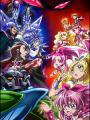 Pretty Cure All Stars Dx3: Reach The Future! - Mirai Ni Todoke! Sekai Wo Tsunagu Nijiiro No Hana