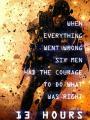 13 Giờ: Lính Ngầm Benghazi - 13 Hours: The Secret Soldiers Of Benghazi