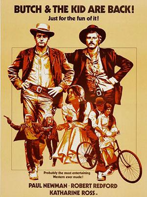 Cao Bồi Phiêu Lưu Butch Cassidy And The Sundance Kid.Diễn Viên: Paul Newman,Robert Redford,Katharine Ross,Henry Jones,Jeff Corey,George Furth,Cloris Leachman