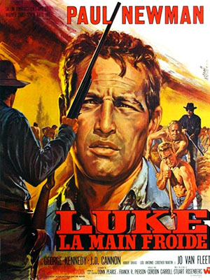 Kẻ Trơ Tráo Cool Hand Luke.Diễn Viên: Paul Newman,George Kennedy,Strother Martin,Robert Drivas,Strother Martin,Jo Van Fleet,Clifton James