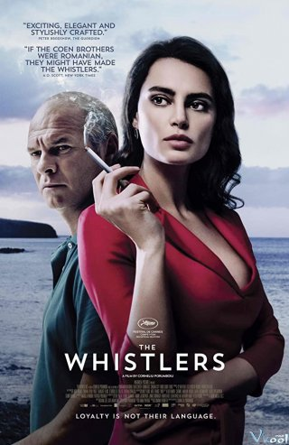 Nhà Tù Ở Gomera The Whistlers.Diễn Viên: Cedric The Entertainer,Lucy Liu,Nicollette Sheridan