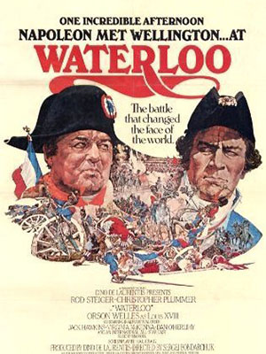Trận Waterloo Waterloo.Diễn Viên: Rod Steiger,Christopher Plummer,Orson Welles