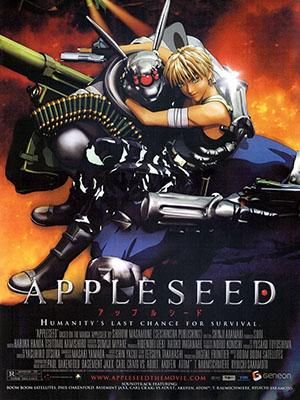 Hạt Táo - Appleseed