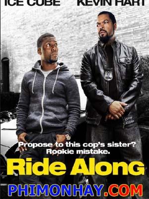Bộ Đội Cảnh Sát Ride Along.Diễn Viên: Ice Cube,Kevin Hart,Tika Sumpter