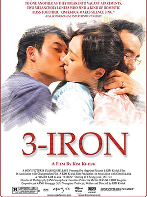 Kẻ Ở Nhờ Kỳ Dị Căn Nhà Trống: 3 Iron.Diễn Viên: Seung,Yeon Lee,Hyun,Kyoon Lee,Hyuk,Ho Kwon,Jeong,Ho Choi,Ju,Seok Lee