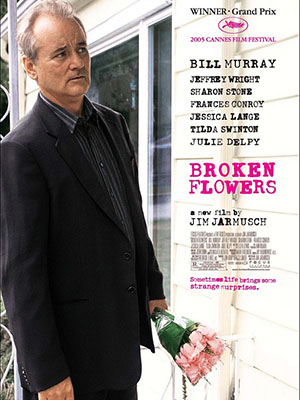 Những Cánh Hoa Rơi Broken Flowers.Diễn Viên: Bill Murray,Julie Delpy,Heather Simms,Brea Frazier,Jarry Fall,Korka Fall,Saul Holland
