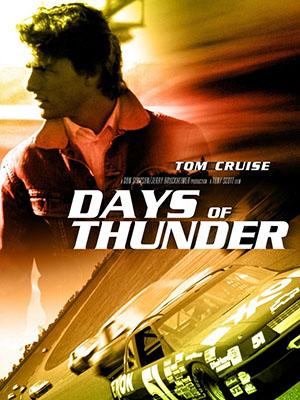 Những Ngày Sấm Dậy - Days Of Thunder