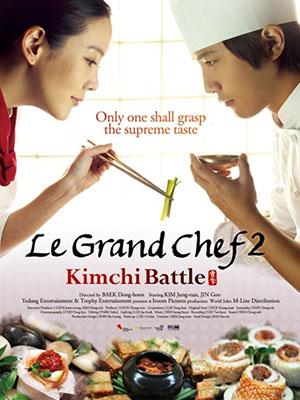 Cuộc Chiến Kim Chi Le Grand Chef 2: Kimchi Battle.Diễn Viên: Jin,Ki Baek,Jong,Won Choi,Ja,Hyeon Chu,Kuk,Jin Han,Hyeon,Ho Heo,Ku Jin,Jeong,Eun Kim,Yeong,Ok Kim