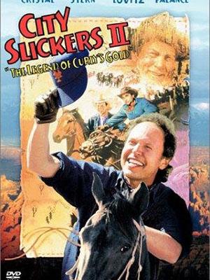Dân Bịp Thành Thị 2: City Slickers Ii The Legend Of Curlys Gold.Diễn Viên: Billy Crystal,Jack Palance,Daniel Stern