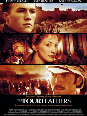Bốn Sợi Lông Vũ The Four Feathers.Diễn Viên: Wes Bentley,Mohamed Bouich,Campbell Brown,Daniel Caltagirone,James Cosmo,Andy Coumbe