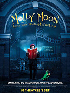 Molly Và Quyển Sách Thôi Miên - Molly Moon And The Incredible Book Of Hypnotism