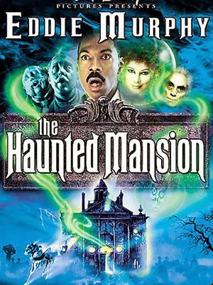 Lâu Đài Bất Tử The Haunted Mansion.Diễn Viên: Eddie Murphy,Marsha Thomason,Jennifer Tilly