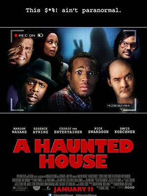 Ngôi Nhà Ma Ám A Haunted House.Diễn Viên: Marlon Wayans,Marlene Forte,Essence Atkins,Alanna Ubach,Andrew Daly,Cedric The Entertainer
