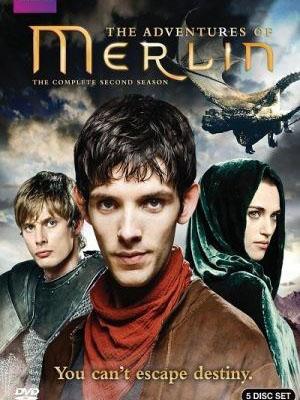 Đệ Nhất Pháp Sư Phần 2 - Merlin Season 2