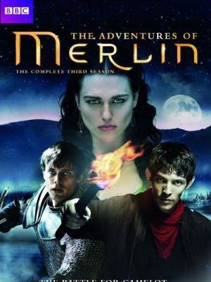 Đệ Nhất Pháp Sư Phần 3 - Merlin Season 3