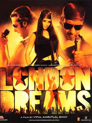Danh Vọng London Dreams.Diễn Viên: Salman Khan,Ajay Devgn,Asin,Om Puri,Lee Nicholas Harris,Chris Wilson