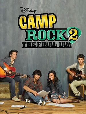 Trại Rock Mùa Hè 2 - Camp Rock 2 The Final Jam