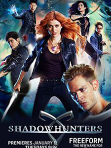 Thợ Săn Bóng Đêm: Vũ Khí Sinh Tử Phần 1 - Shadowhunters: The Mortal Instruments