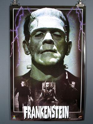 Xác Chết Được Khai Quật - Frankenstein
