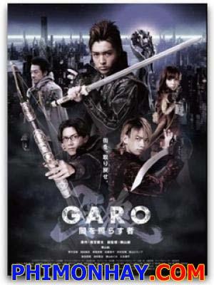 Kỵ Sĩ Ma Giới: Cơn Thịnh Nộ Của Rồng Garo And The Wailing Dragon.Diễn Viên: Anna Aoi,Rei Fujita,Yukijirô Hotaru