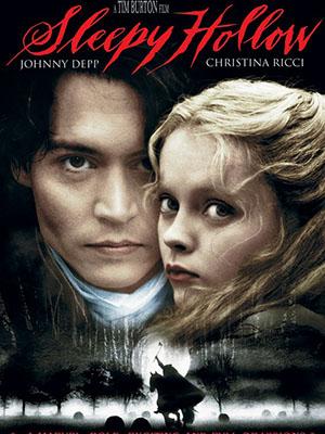 Kỵ Sĩ Không Đầu Sleepy Hollow.Diễn Viên: Johnny Depp,Christina Ricci,Miranda Richardson,Michael Gambon,Casper Van Dien,Jeffrey Jones
