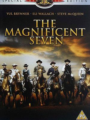 Bảy Tay Súng Oai Hùng The Magnificent Seven Ride.Diễn Viên: Yul Brynner,Steve Mcqueen,Charles Bronson,James Coburn,Brad Dexter,Robert Vaughn