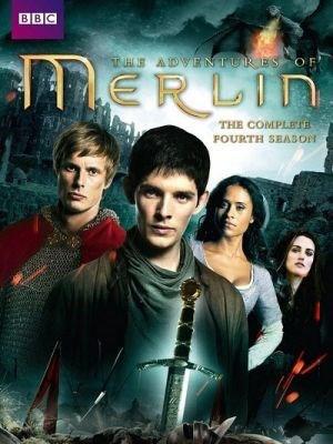 Đệ Nhất Pháp Sư Phần 4 - Merlin Season 4
