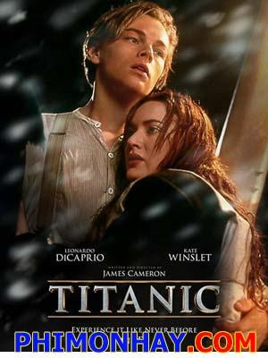Con Tàu Titanic Titanic 3D.Diễn Viên: Leonardo Dicaprio,Kate Winslet Và Billy Zane