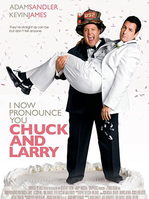 Hôn Nhân Đồng Tính I Now Pronounce You Chuck And Larry.Diễn Viên: Adam Sandler,Kevin James,Jessica Biel,Richard Chamberlain,Nick Swardson,Lance Bass,Blake Clark