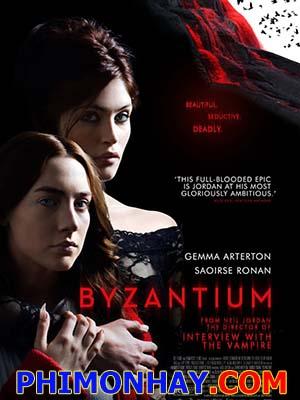 Dấu Vết Ma Cà Rồng Byzantium.Diễn Viên: Saoirse Ronan,Gemma Arterton,Caleb Landry Jones