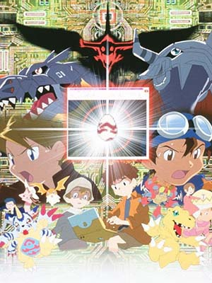 Our War Game! Digimon Adventure The Movie 2.Diễn Viên: Noah Wyle,Moon Bloodgood,Drew Roy