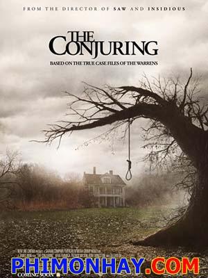 Ám Ảnh Kinh Hoàng The Conjuring.Diễn Viên: Vera Farmiga,Patrick Wilson,Lili Taylor
