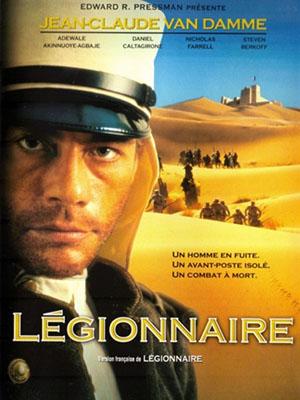 Quân Đoàn Legion - Legionnaire Việt Sub (1998)