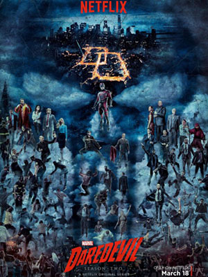 Siêu Nhân Mù Phần 2 Daredevil Season 2.Diễn Viên: Michael J Fox,Sean Penn,Don Harvey,Julianna Guill,Richard Chamberlain