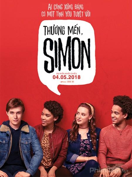 Thương Mến, Simon - Love, Simon