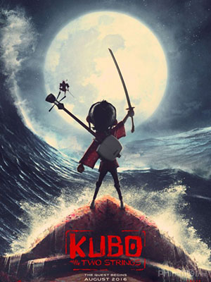 Kubo Và Cây Đàn Shamisen Kubo And The Two Strings.Diễn Viên: Corey Burton,Alex Flippenko,Peter Ward,Natalie Lisinska,Peter Oldring,Ennis Esmer,Tom Amandes