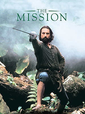 Sứ Mệnh The Mission.Diễn Viên: Robert De Niro,Jeremy Irons,Ray Mcanally,Aidan Quinn