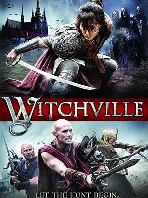 Vùng Đất Phù Thủy - Witchville